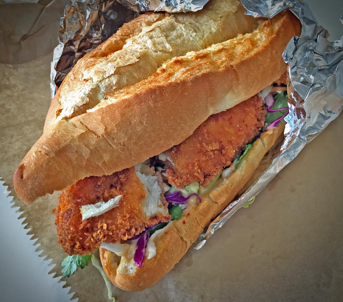 City Edge Review, Chicken Burger Review Food Critic HolyCluck Holy Cluck Sandwich Chook Eran Thomson