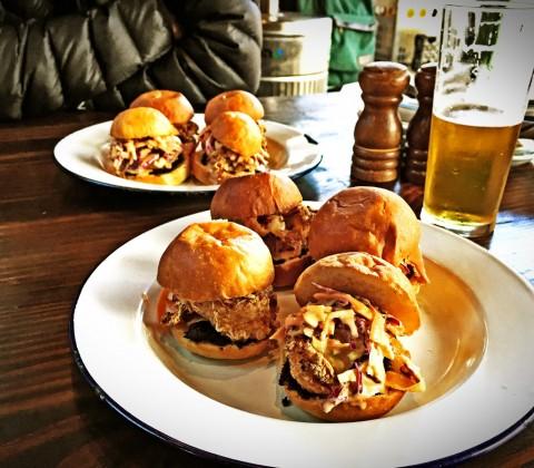 Lucky Pickle, Katsu Chicken Sandwich Review Food Critic HolyCluck Holy Cluck Sandwich Chook Eran Thomson