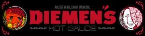 Holy Cluck chicken burger blog Diemen's Hot Sauce Sponsored Post