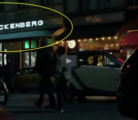 "Spotted in ""Homeland"" Season 5, Episode 1"