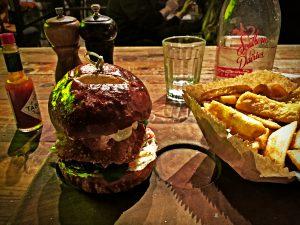 The Grounds Alexandria Chicken Burger Review Food Critic HolyCluck Holy Cluck Sandwich Chook Eran Thomson