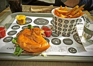 Burger Project Spicy Katsu fried chicken burger Review, Chicken Burger Review Food Critic HolyCluck Holy Cluck Sandwich Chook Eran Thomson