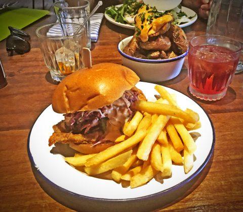 Coogee Pavillion, Worldwide Chicken Burger Appreciation Society, Chicken Burger Review Food Critic HolyCluck Holy Cluck Sandwich Chook Eran Thomson